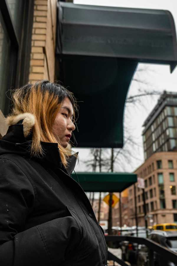 After conflicts with her suitemates, Zhang moved in with three cis women, which she preferred — but she was frustrated the change took so long. (Photo by Justin Park)