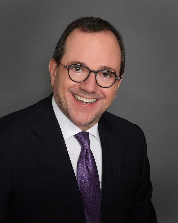 New Dean of the Faculty of Arts and Science, Antonio Merlo. (Courtesy of NYU)