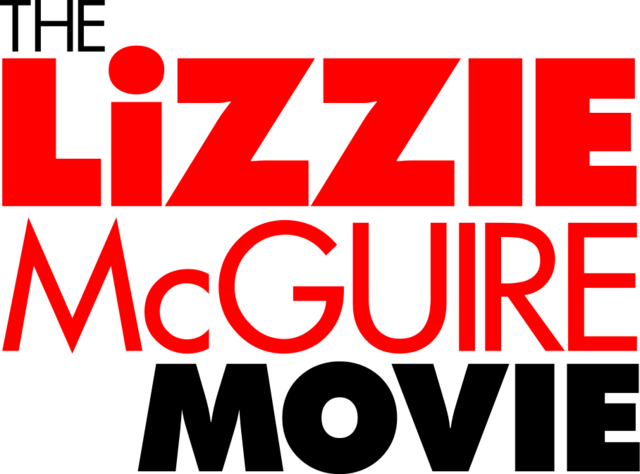 A poster for the Lizzie McGuire Movie. (via wikimedia commons)