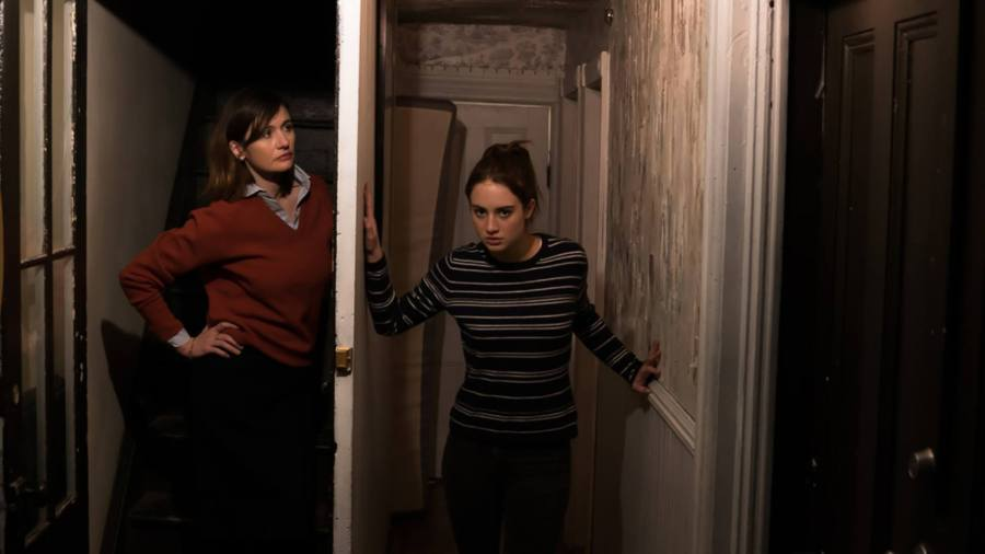 Emily Mortimer and Grace Van Patten star in Good Posture, a drama competing at this year's Tribeca Film Festival. (via facebook.com)