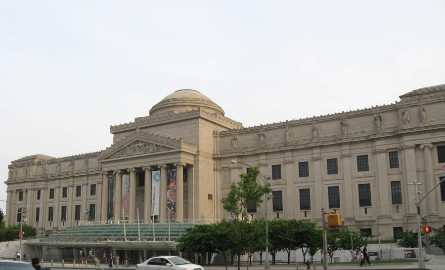 The Brooklyn Museum. (via Wikimedia)