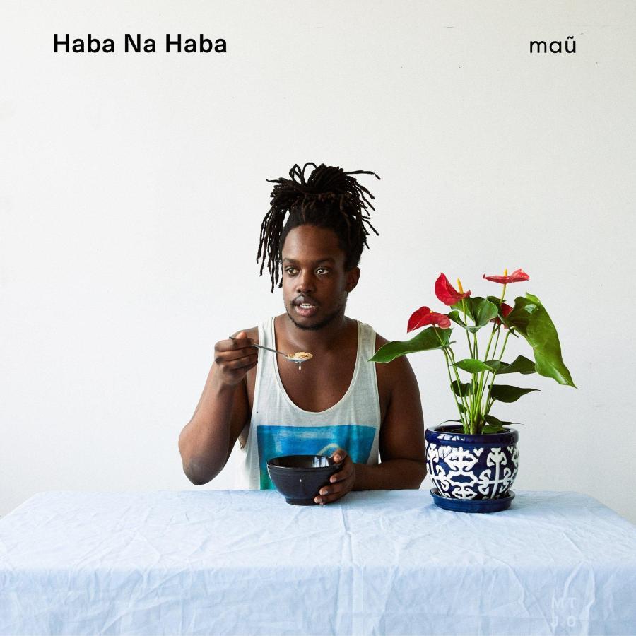 Cover art for Mau. (via Saskia de Borchgrave at Holyrad Studio and Design by Maũ & Alejandro Ribadeneira Varea)