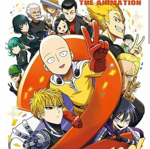 The second season of One Punch Man is out now and on episode three. (via Facebook)