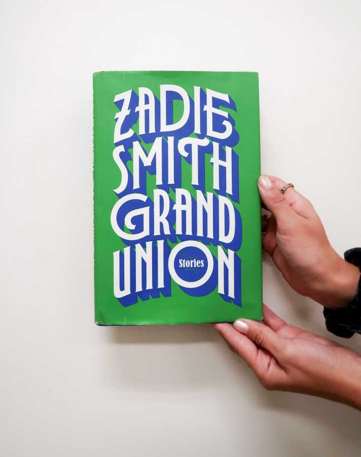 Award-winning author and NYU professor Zadie Smith will publish her new book, Grand Union, on October 3, 2019. (Staff Photo by Chelsea Li)