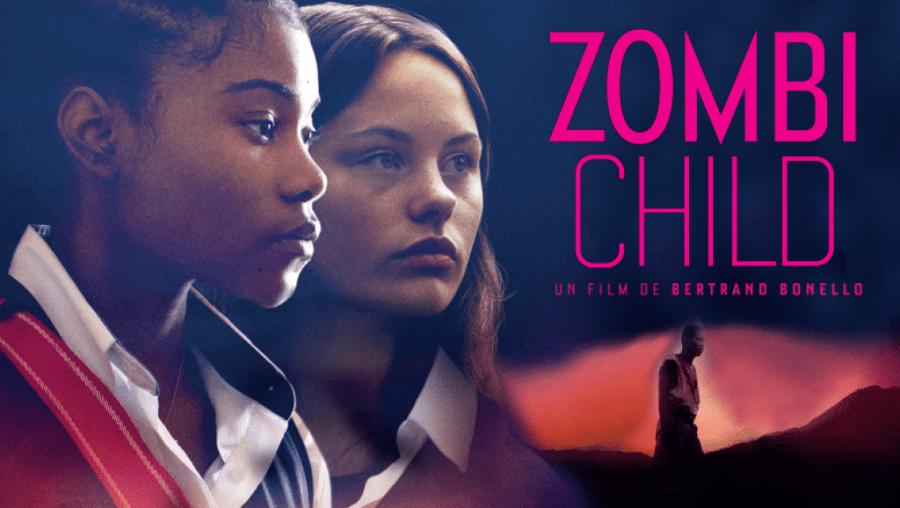 Promotional poster for Zombi Child. (via Twitter)