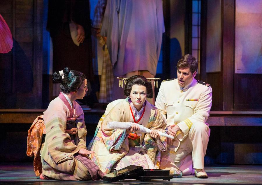 Madama Butterfly, a classic Italian opera, is remade into a contemporary production presented at the Met Opera from October to April 2020. (Via Wikimedia)