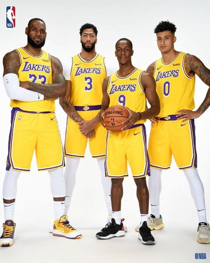 NYU students make predictions for 2020 NBA final. The Los Angeles Lakers got a lot of attention this summer. (Via Facebook)