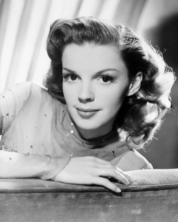 Judy Garland, renowned American actress, singer, and performer. (Via Wikimedia)
