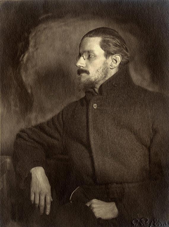 James Joyce, an Irish author and playwright, is currently buried in Zurich, Switzerland. (Via Wikimedia)