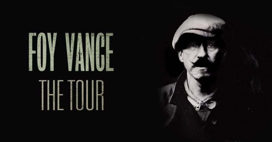 Foy Vance performed at NYU Skirball on Oct 15. After a two-year break from the road, Vance is back on tour in North America and UK. (Via Facebook)
