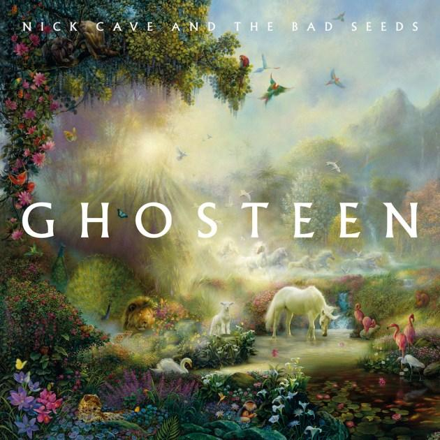 """""""Ghosteen"""" is an avant garde poetic epic recounting the trials of grief and mourning, created and released in the wake of the death of Nick Cave's son. The album focuses on grief in the long term, rather than an immediate reaction. (via Nick Cave)"""