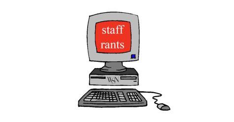 Staff Rants: Books