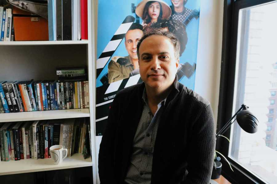 Professor Sameh Zoabi digs deep into his roots as the director of