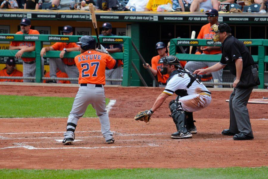 Despite the cheating scandal, Houston Astros are still believed to be a force in the MLB. (Via Wikimedia Roy Luck)