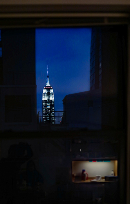 NYU Senior House Dorm Views