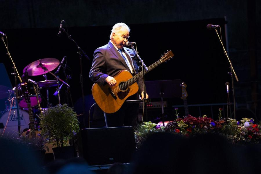 John Prine was an American country folk singer-songwriter. He passed away on April 7 due to COVID-19 related complications at Vanderbilt University hospital in Nashville. (Photo via Flickr @Yellowstone National Park)