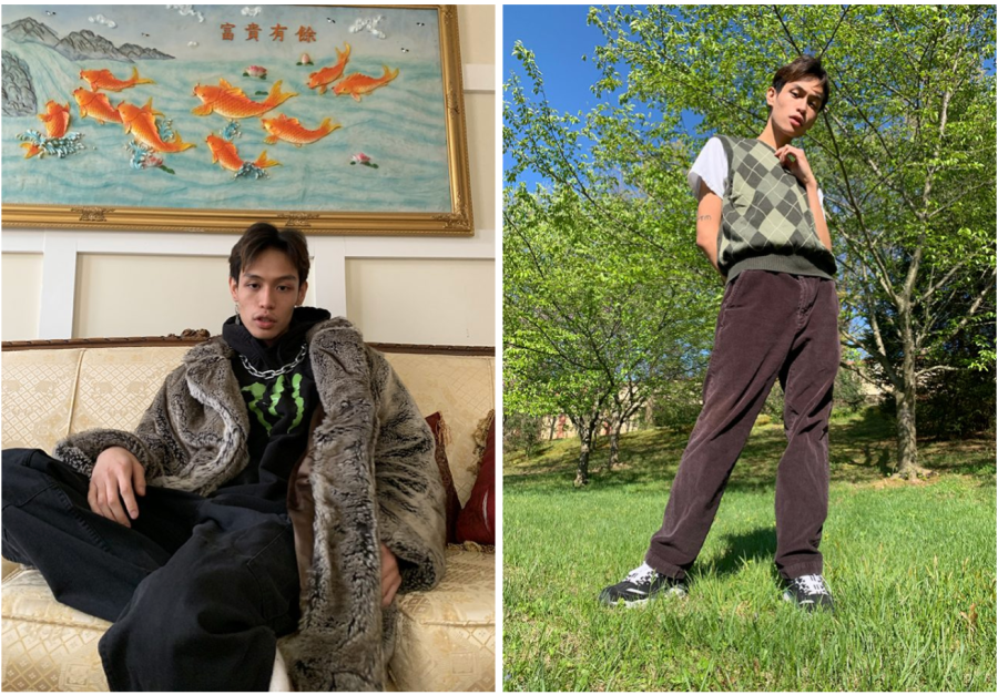 From+Snakeskin+to+Sweats%3A+Fashion+Influencer+Stuck+in+the+Suburbs