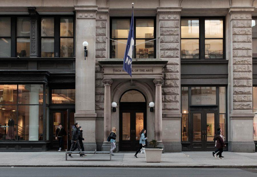 A parent of a Tisch student is suing the university on the grounds that students are entitled to a refund for all in-person services which can no longer be provided by the university. (Photo by Katie Peurrung)
