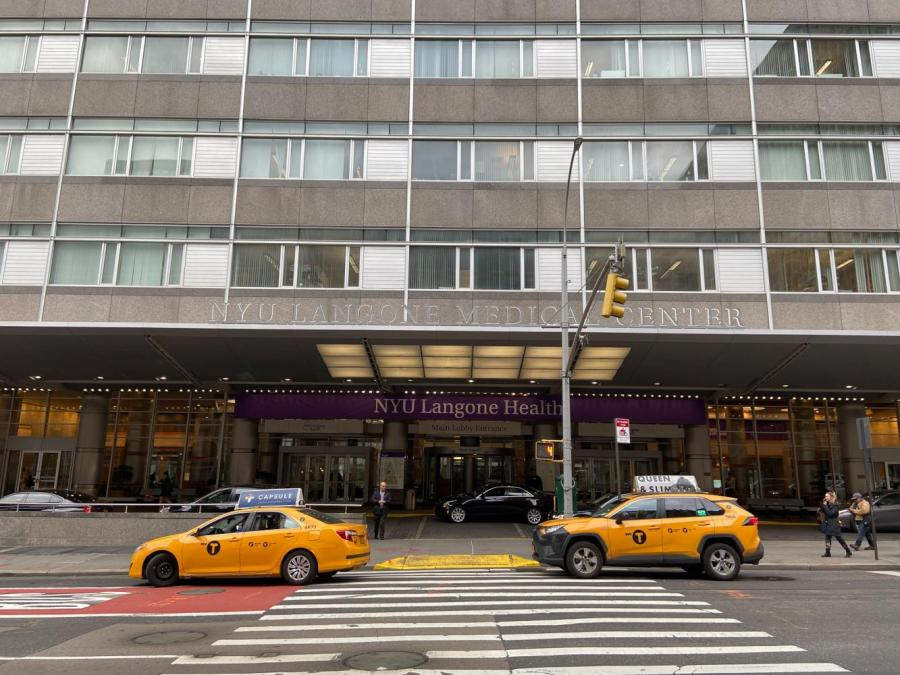 NYU Langone is establishing the Center for Psychedelic Medicine to support research into psychedelic drugs. This center will research hallucinogens for psychedelic treatments. (Photo by Leo Sheingate)