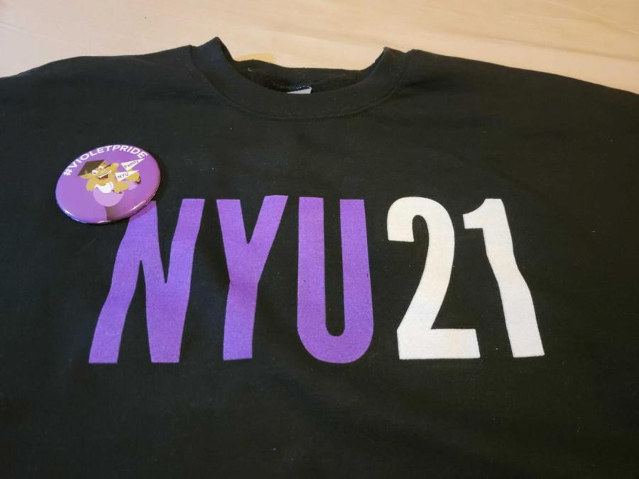 NYU announced to the university community that the Class of 2021 will have a virtual commencement on May 19. Many graduating students believe this decision was reached prematurely. (Staff Photo by Paul Kim)