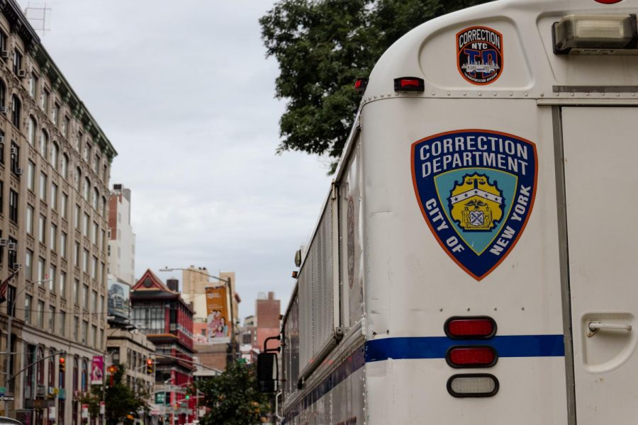Mayor+Bill+de+Blasio%E2%80%99s+office+released+the+second+part+of+his+reform+plan+for+the+NYPD+last+Friday.+While+the+plan+promises+to+create+a+city+%E2%80%9Cthat+never+participate%5Bs%5D+in%2C+or+tolerate%5Bs%5D+any+further+inequality+or+justice%2C%E2%80%9D+it+only+offers+abstractions+and+empty+promises.+%28Photo+by+Marva+Shi%29