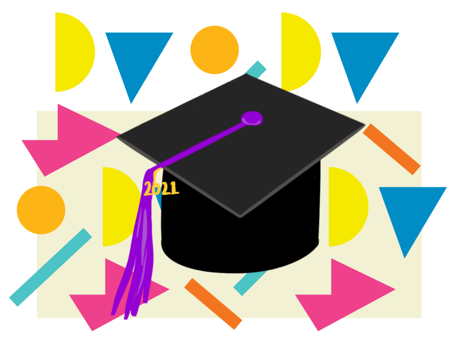 A+graduating+NYU+senior+muses+on+her+experience+with+personal+growth.+%28Staff+Illustration+by+Susan+Behrends+Valenzuela%29