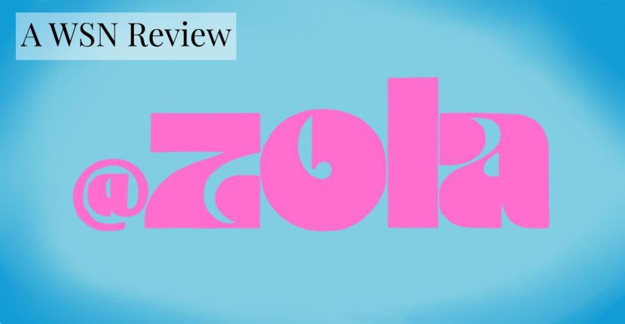 Zola is a biographical comedy-drama film directed by Janicza Bravo. Janicza Bravo, an NYU alum, gave a Q&A session for NYU students. (Staff Illustration by Manasa Gudavalli)