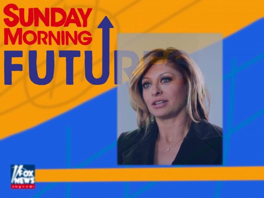 Maria+Bartiromo+is+the+host+of+Sunday+Morning+Futures+on+Fox+News+and+a+member+of+NYU%E2%80%99s+Board+of+Trustees.+She+has+recently+voiced+empty+right-wing+claims+about+the+2020+election+and+the+Jan.+6+riots+at+the+U.S.+capitol.+%28Image+via+Wikimedia+Commons%2C+Staff+Illustration+by+Manasa+Gudavalli%29