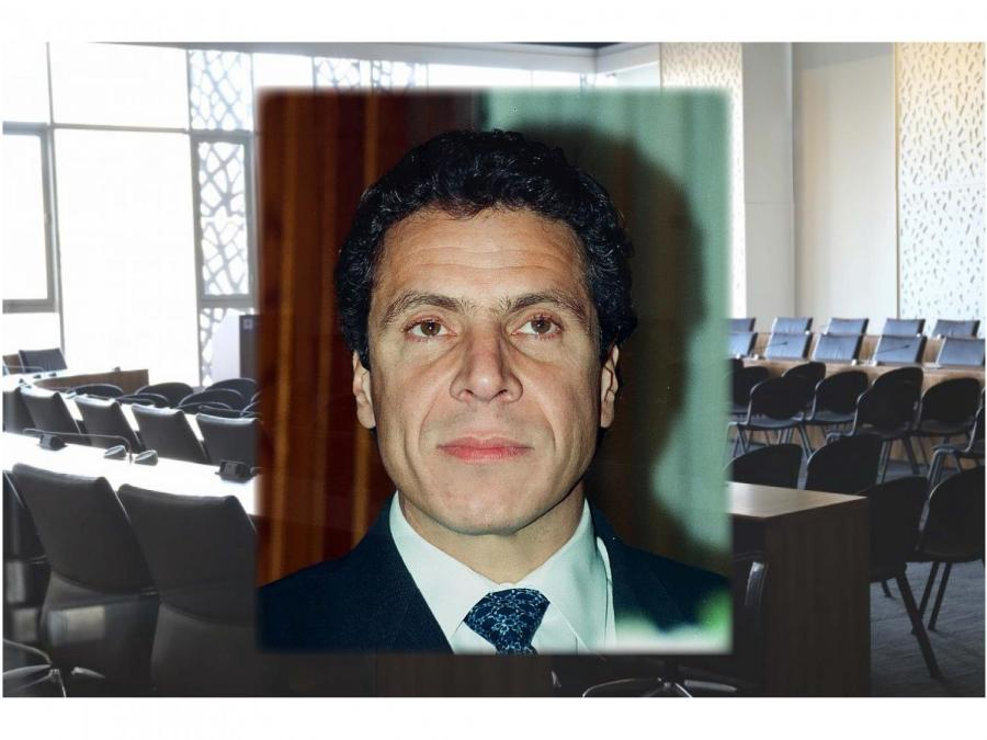 On Tuesday, Aug. 3, the New York attorney general published a report finding that N.Y. Gov. Andrew Cuomo sexually harassed 11 women. The Student Government Assembly Executive Committee released a statement on Gov. Cuomo's actions and called for his resignation. (Image via Wikimedia Commons, Photo by Jorene He)