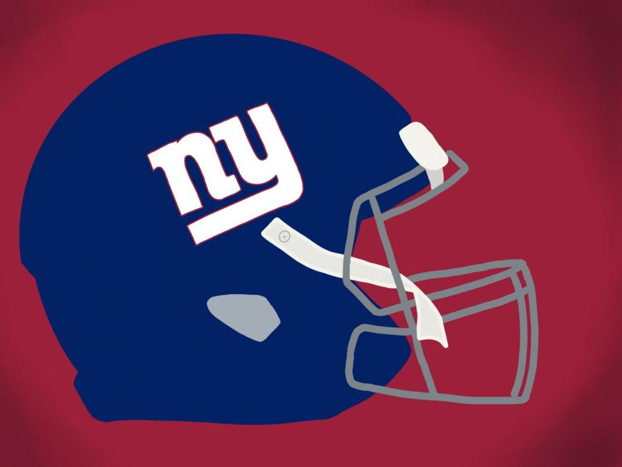 Expectations are high for the New York Giants, who have not made an appearance in the playoffs in four years. Managing players and strategy will be crucial for the team to find success this season. (Staff Illustration by Manasa Gudavalli)