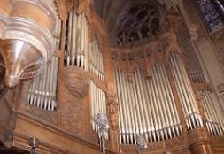 organ st patricks