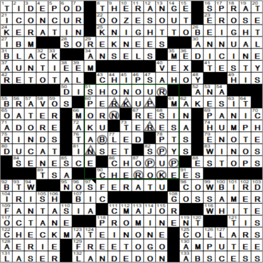photo about Printable Chicago Tribune Crossword identify Switch Above Clean Leaf Crossword Clue