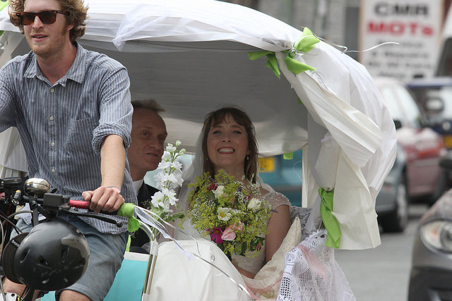 An Eco Wedding in the City – Top Tips!