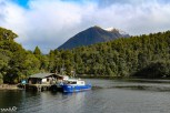 The Blanket Bay Hotel in Doubtful Sound