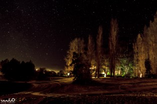 Te Anau was the perfect place to take long-exposure star photos. This was taken down by Lake Te Anau, not too far from our campsite.