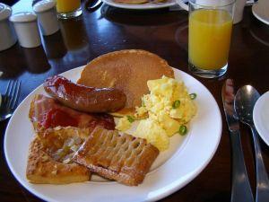 ハーミテージホテルバイキング朝食7