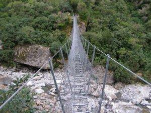 コップランドトラック吊り橋