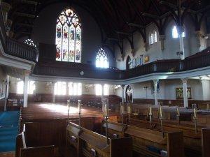 ノックス教会 ダニーデン