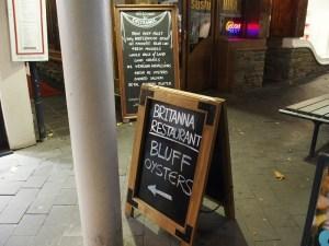 クイーンズタウンブリタニアレストラン