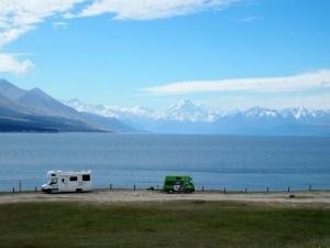 プカキ湖フリーダムキャンプサイト