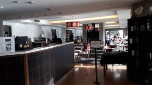 テカポブルーウォーターリゾートレストラン