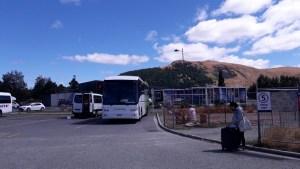 テカポ湖インターシティーバスバス発着停留所