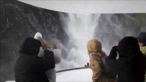 5月2日ミルフォードサウンド遊覧クルーズハイライトスターリングの滝