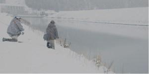 PureNZFlyテカポの水路で冬にフライフィッシング