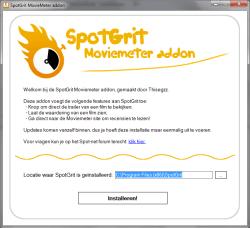 SpotGrid-moviemeter-installatie