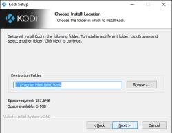 kodi-installatie-locatie