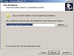 usenet collector v3 installatie locatie