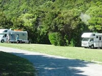 Rarangi campsite