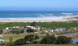 Taieri Mouth Beach Holiday Camp
