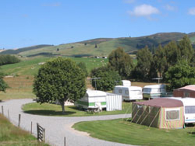 Waikaia Domain Motor Camp